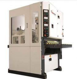 deburring and edge rounding grinding machine