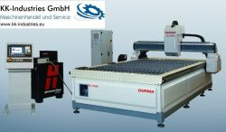 plasma and gas cutting machine